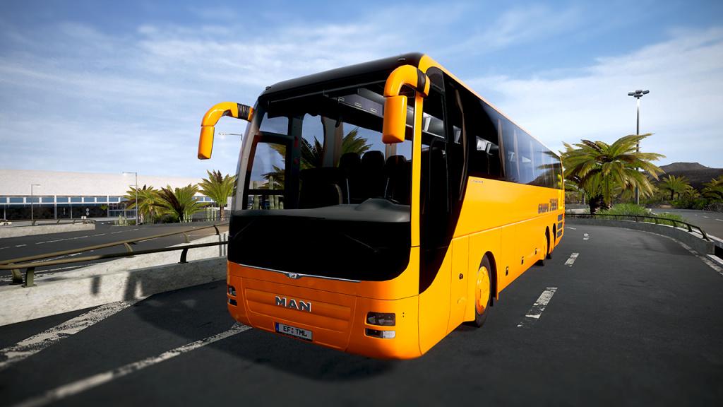 Bus Simulator Spielen