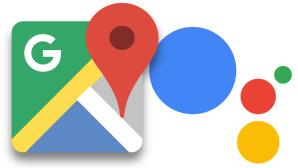 Google Assistant nun auch in Maps integriert©Google