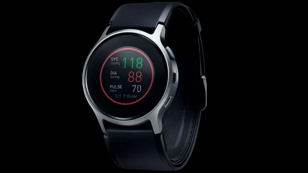 omron heartguide smartwatch misst blutdruck computer bild. Black Bedroom Furniture Sets. Home Design Ideas