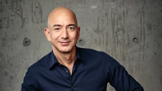 Amazon-CEO Jeff Bezos © Amazon