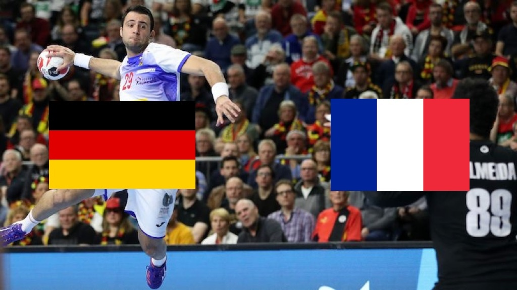 Handball Wm Deutschland Frankreich Tv