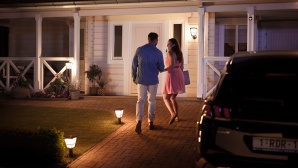 Philips Hue Au�enbeleuchtung © Philips