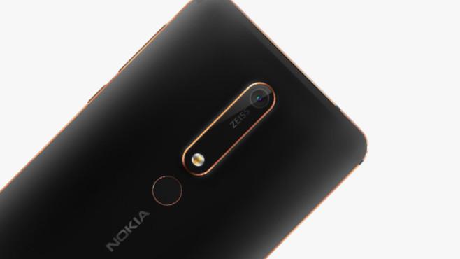 Nokia 6.1©HMD Global