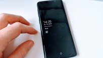 Android One UI: Always-on-Display©COMPUTER BILD/Michael Huch