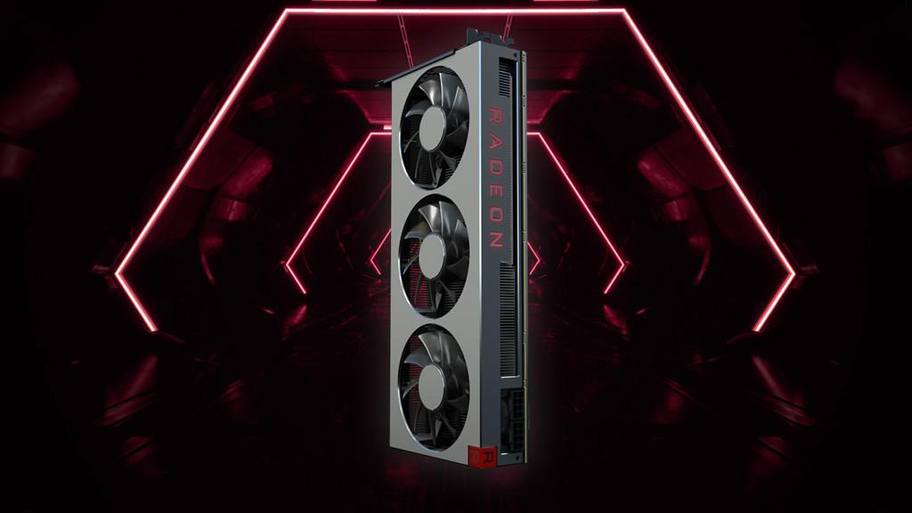 AMD Radeon VII Produktbild©AMD