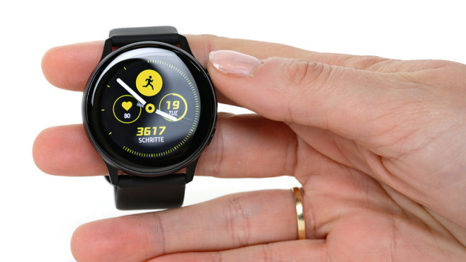 Samsung Galaxy Watch © COMPUTER BILD