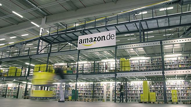 Amazon Lager©Amazon