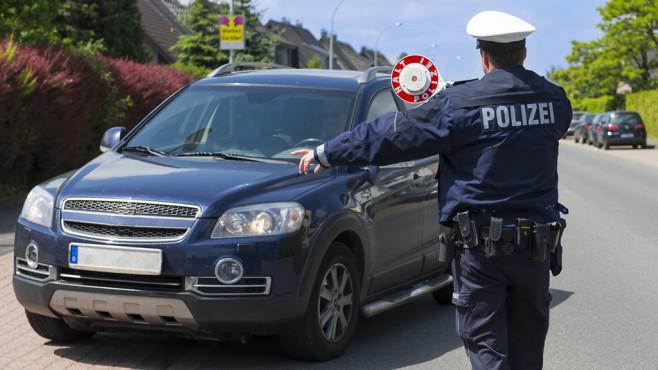 Auf Punktejagd: Wo wohnen die meisten Verkehrssünder?©Gerhard Seybert – Fotolia.com