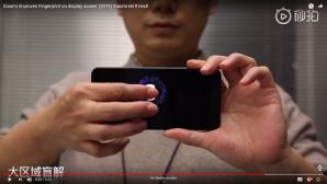 Xiaomi Fingerabdrucksensor©YouTube / Xiaomishka