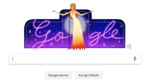 Google Doodle: Dalida©Google