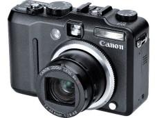 Die Canon Powershot G7 verfügt über eine schnelle Einschaltverzögerung, Auslöseverzögerung und Serienbildfunktion.