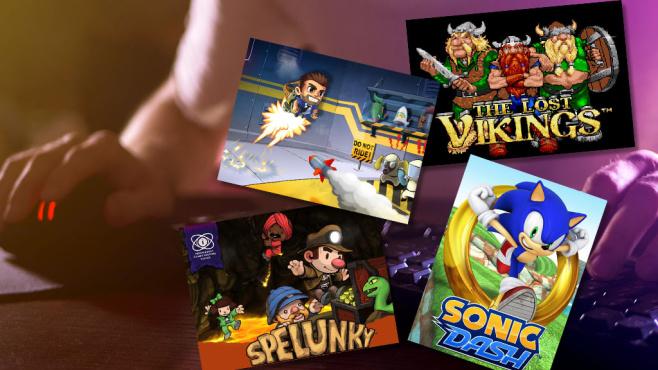 ©iStock.com/?????? ???????, Sega, Blizzard, Mossmouth, Halfbrick Studios