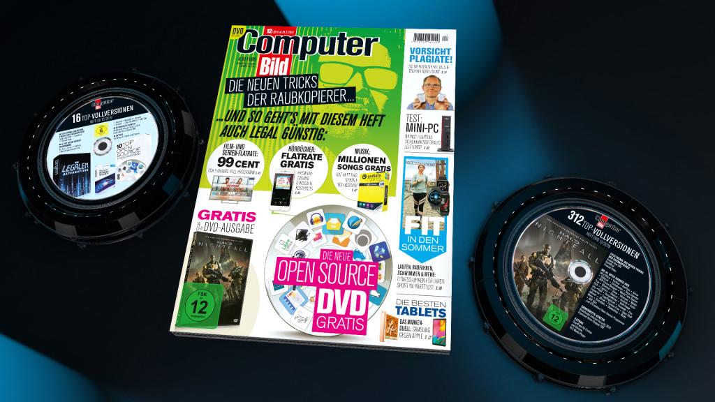 9e9db5782aa Heftvorschau: Das bietet die COMPUTER BILD 12/2019