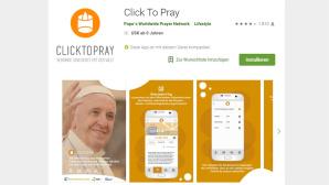 Click To Pray©Weltweites Gebetsnetzwerk des Papstes