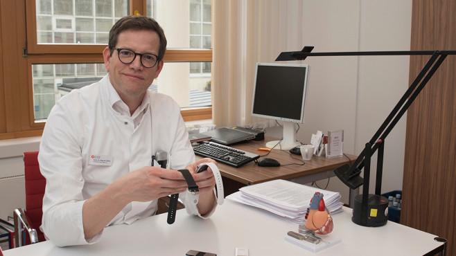 Dr. Radke©COMPUTER BILD / Alena Zielinski
