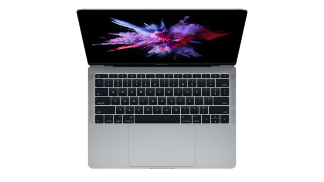 MacBook Pro 13 Zoll ohne Touch Bar©Apple