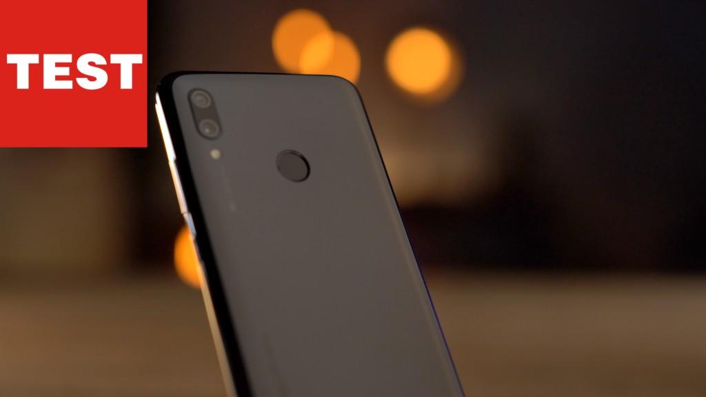 Neuauflage Huawei P Smart 2019 Im Test Computer Bild