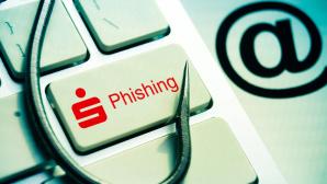 Phishing-Mail im Namen der Sparkasse©Copyright: iStock.com/weerapatkiatdumrong, Sparkasse