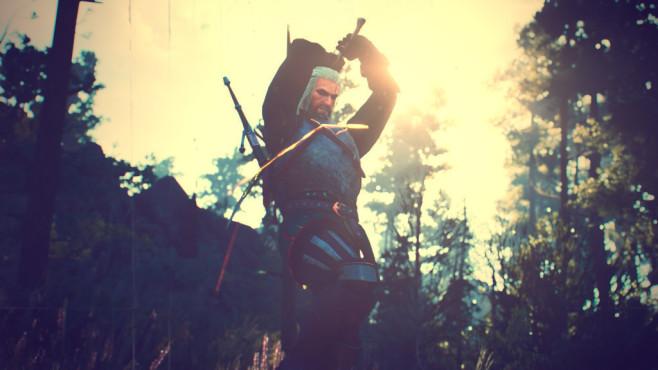 """The Witcher 3: Die besten Mods Mit dieser Mod holen Sie sich einen coolen Vintage-Filter für """"The Witcher 3"""".©Bandai Namco Entertainment, Nexusmods.com, Brandon Hortman"""