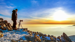 Slow Photography mit Rollei©iStock/tawatchaiprakobkit