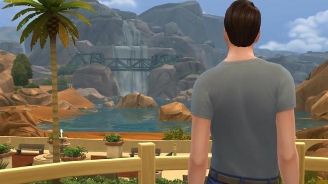 """Die Sims: Die besten Fan-Mods Endlich bei """"Die Sims 4"""" in die Ferne gucken.©EA, modthesims, shimrod101"""