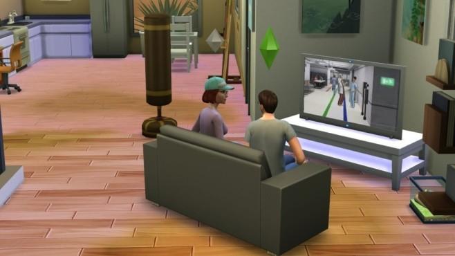 """Die Sims: Die besten Fan-Mods Mit der """"Improved Lighting""""-Mod verbessern Sie die Lichteffekte.©EA, modthesims, shimrod101"""
