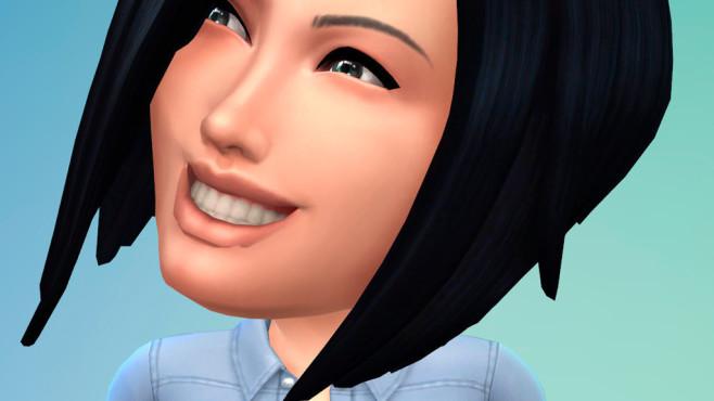 """Die Sims: Die besten Fan-Mods So wird """"Die Sims 4"""" etwas unrealistischer – mit unproportionalen Extremitäten.©EA, modthesims.info, moxiemason"""