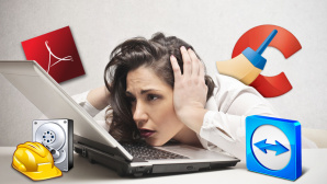 © olly -  Fotolia.com, Adobe, CCleaner, TeamViewer, Recuva