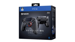 PS4 Pro Controller: Revolution © Nacon
