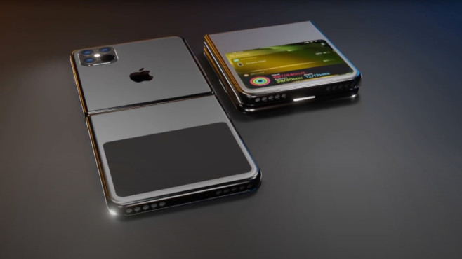 Faltbares iPhone©Youtube/CONCEPTSIPHONE