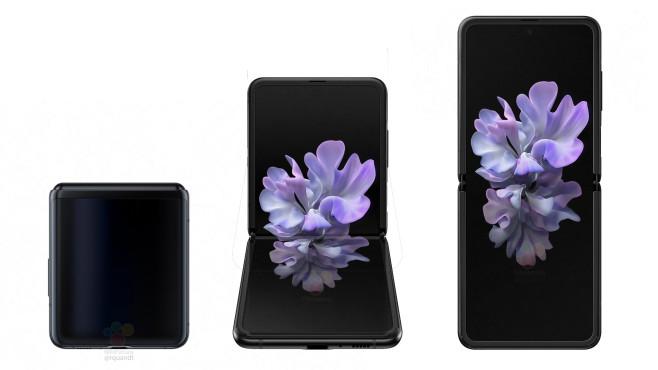 Samsung Galaxy Z Flip©Samsung via Winfure