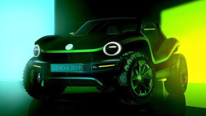 VW Buggy©Volkswagen