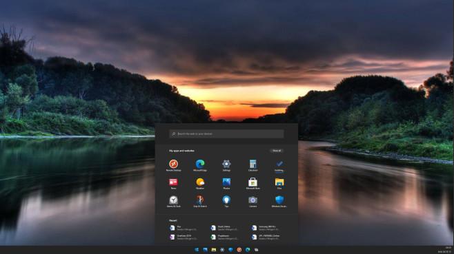 Windows 10X©Microsoft, COMPUTER BILD