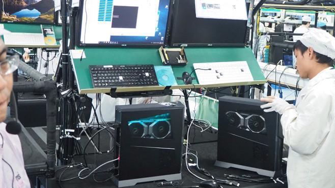 MSI: So entstehen, Mainboards, Grafikkarten und PCs©COMPUTER BILD