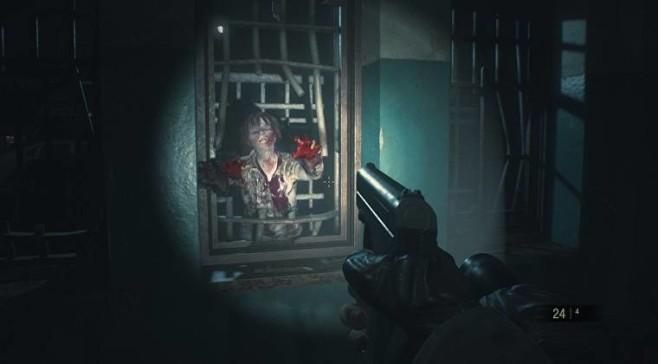 Resident Evil 2 – First-Person-Mod © Capcom / praydog
