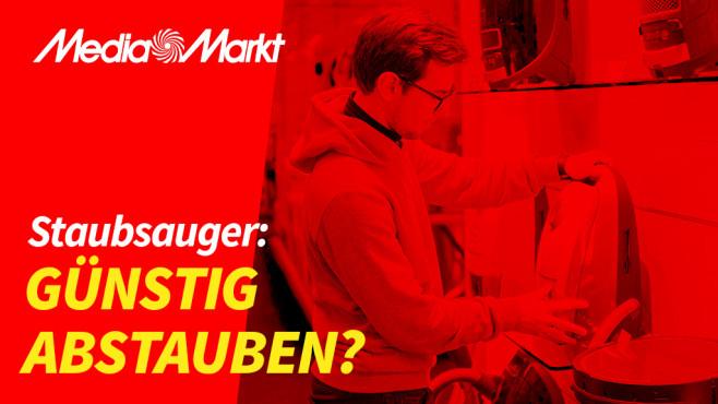 Media Markt: Staubsauger©Media Markt, ©istockIgor-Kardasov