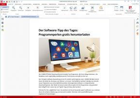 Soda PDF Basic – Kostenlose 1-Jahresversion