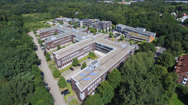Technologie- und Gründerzentrum Oldenburg©Torsten von Reeken (VR FOTO)