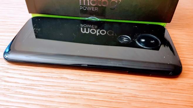 Motorola Moto G7 Power©COMPUTER BILD/Michael Huch