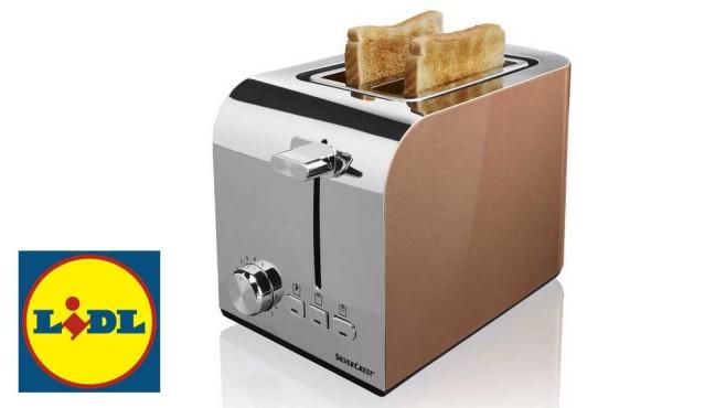 Günstige Lidl-Toaster-Alternative©Lidl