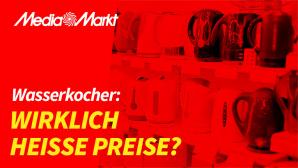 Wasserkocher MediaMarkt©Media Markt, �istock/97