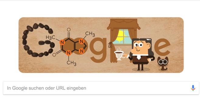 Google Doodle: Friedlieb Ferdinand Runge©Google
