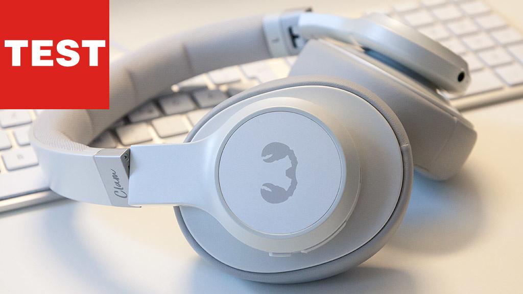 Fresh 'n Rebel Clam ANC im Test: Kopfhörer mit Noise-Cancelling für 150 Euro