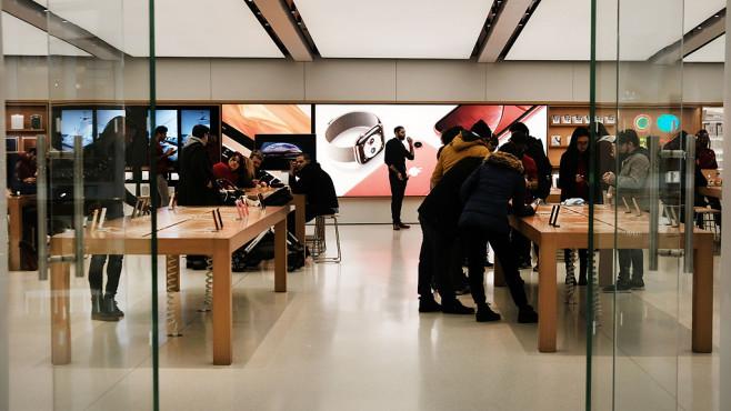 Apple Store©Spencer Platt/gettyimages