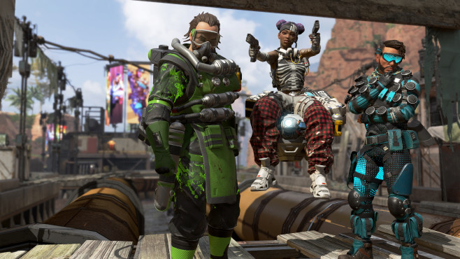 Apex Legends – Tipps & Tricks © Electronic Arts