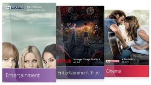 Sky und Netflix in einem Abo©Sky