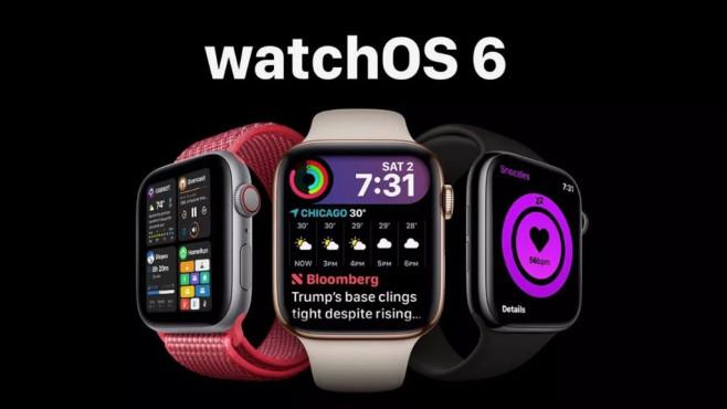 WWDC 2019: Keynote, iOS 13, Mac OS 10.15, Apple TV Plus Apple-Fans hoffen auf zahlreiche Verbesserungen in watchOS 6.©Apple
