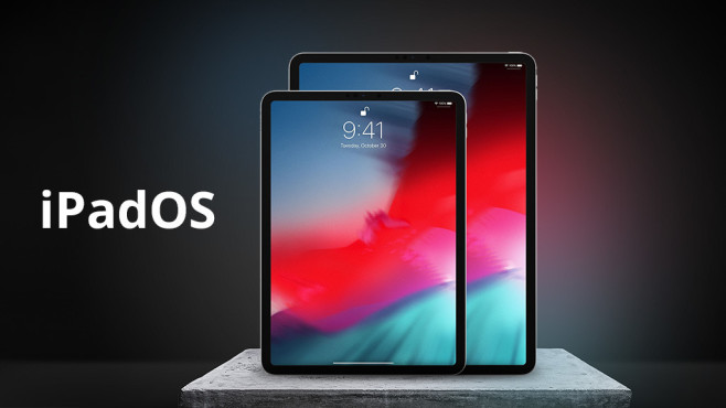 iPadOS © Apple