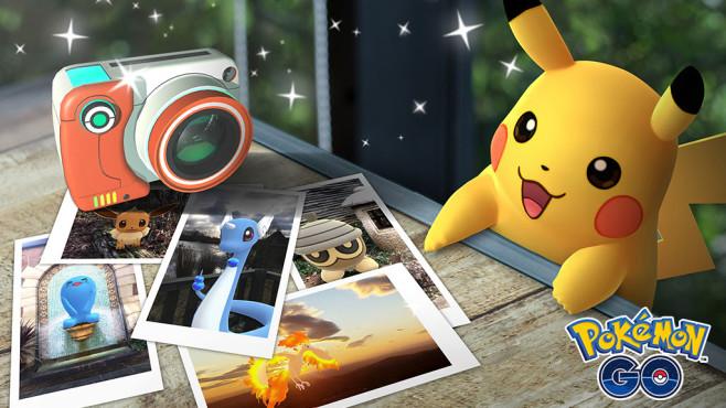 Pokémon GO: GO Snapshot©Niantic