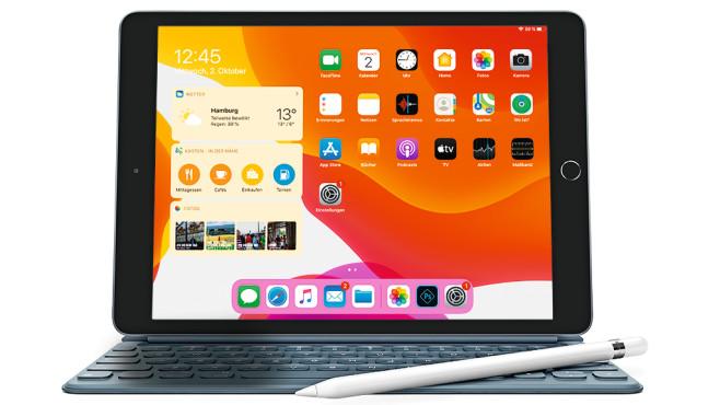 Apple iPad 10.2 (2019) im Test©Apple, COMPUTER BILD